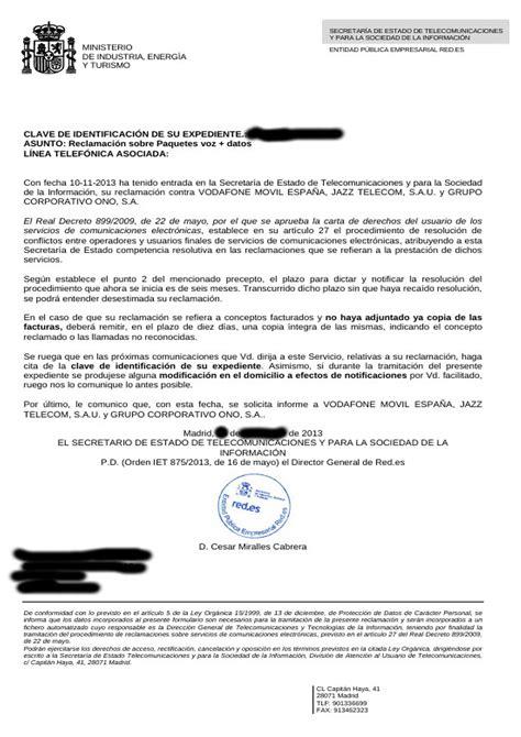 Suplantacion de Identidad y Abusos Operadoras Telefonia en ...