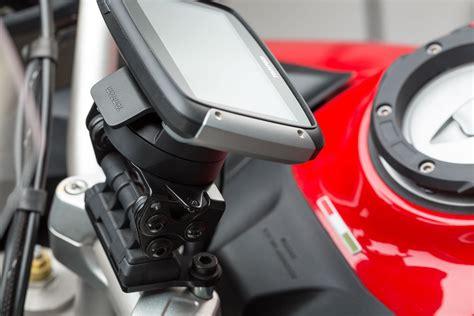 Support GPS pour barre de guidon Multistrada 1200 Enduro ...