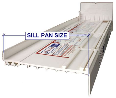 SureSill Sloped Sill Pan - SureSill™ - Protect Your ...