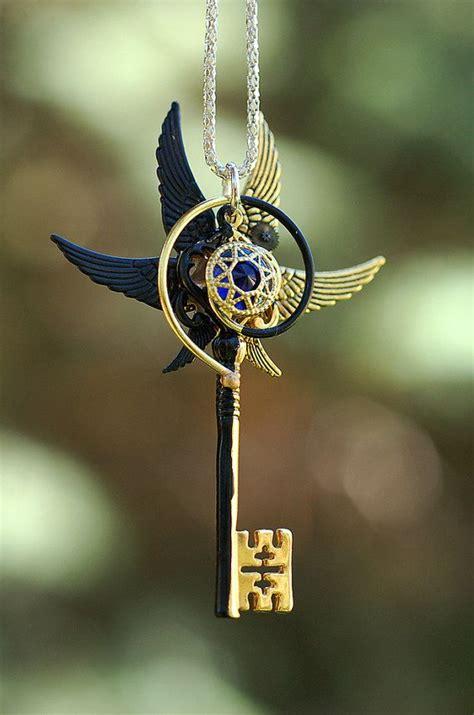 Surge of Magic Key Necklace
