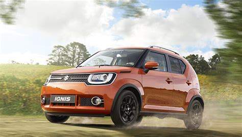 Suzuki Ignis- Grupo Ortasa concesionario oficial Suzuki ...