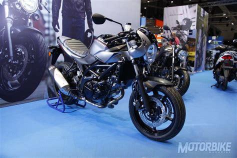 Suzuki presenta su gama 2018 en el salón Vive la Moto ...