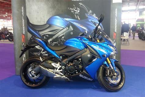 Suzuki presentó sus novedades en MotoMadrid