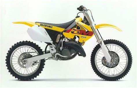 Suzuki RM125 2000 Specs