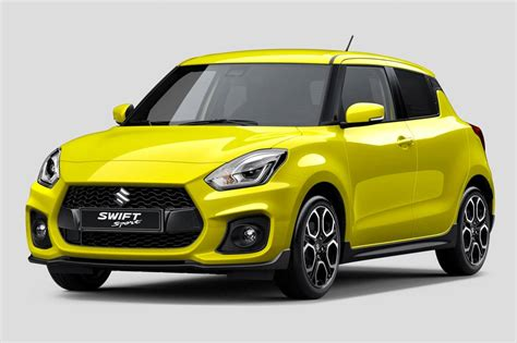 Suzuki Swift Sport 2018: será presentado en el Salón de ...