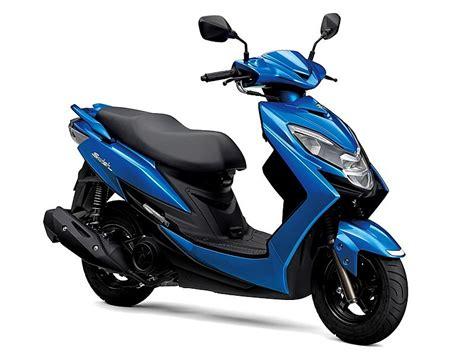 Suzuki Swish, el nuevo scooter presentado en Tokio, un ...