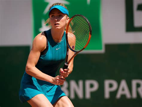Svitolina survives scare, slips through Roland Garros ...