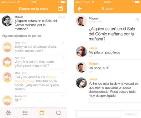 Swarm: así funciona la nueva aplicación de Foursquare para ...