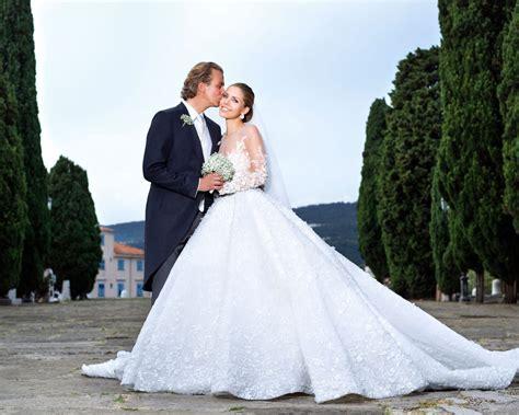 Swarovski Heiress Victoria Swarovski's Extravagant Wedding ...