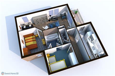 Sweet Home 3D - Vrijuit tekenen van plattegronden en ...