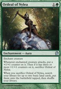 Swordwise Centaur (MTG Card)