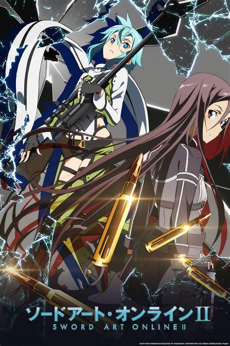SWORT ART ONLINE TEMPORADA 1 Y 2 :: Zona Anime
