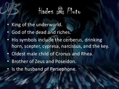 Symbol Of Hades The God Of The Underworld | www.pixshark ...
