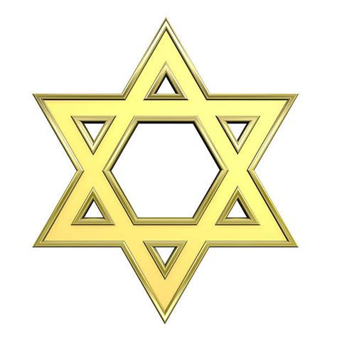 Symbol Of Judaism Religion