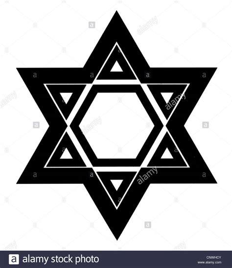 symbols, Star of David, computer graphics, Jews, Judaism ...
