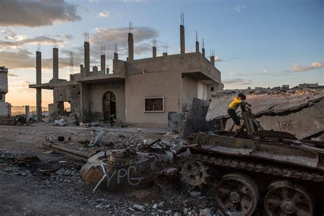 Syria civil war: New beginnings in Kobane | Syria | Al Jazeera