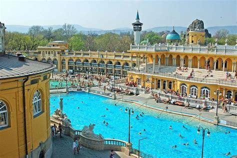 Széchényi Spa Entry Tickets in Budapest