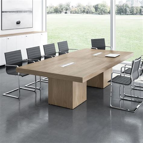 T Desk Meet: Meeting table, available in different ...