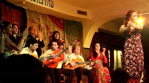 Tablao Flamenco Madrid Café de Chinitas   YouTube