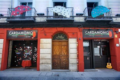 Tablao Flamenco Madrid: CARDAMOMO Tablao Flamenco ...