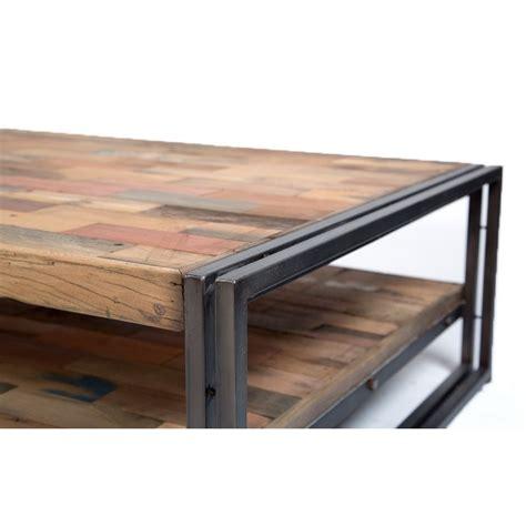 Table basse zen bois - Mobilier design, décoration d'intérieur