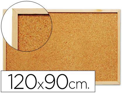 Tablero de corcho grande de 120 x 90 cm. ¡Más barato ...
