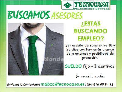 TABLÓN DE ANUNCIOS .COM - Trabajo en tecnocasa con fotos ...