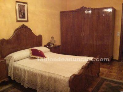 TABLÓN DE ANUNCIOS   Dormitorio de matrimonio auntiguo ...