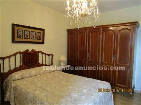 TABLÓN DE ANUNCIOS   Dormitorio de matrimonio clásico completo