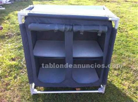 TABLÓN DE ANUNCIOS - Mueble de cocina de camping, Vacaciones