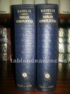 TABLÓN DE ANUNCIOS   Obras completas de h.g. Wells