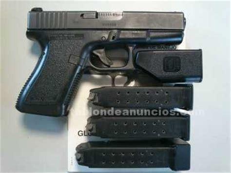 TABLÓN DE ANUNCIOS   Pistola glock 19, 9mm