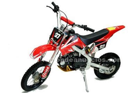 TABLÓN DE ANUNCIOS - Pit bike 125cc xl orion - dirt bike ...