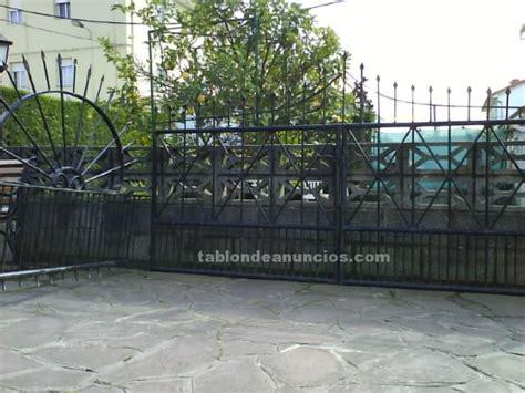 TABLÓN DE ANUNCIOS - Portilla de hierro