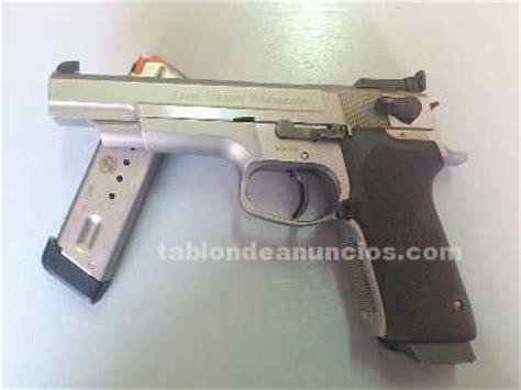 TABLÓN DE ANUNCIOS   Smith&wesson target champion 9mm ...