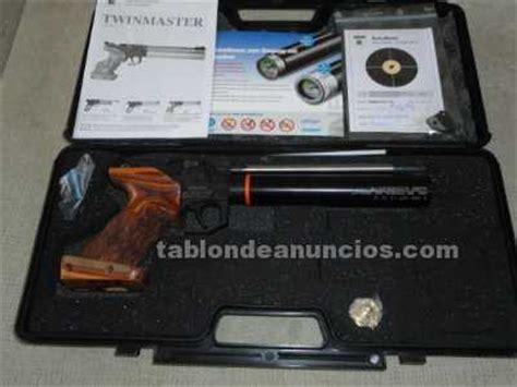 TABLÓN DE ANUNCIOS   Vendo pistola aire comprimido pcp ...