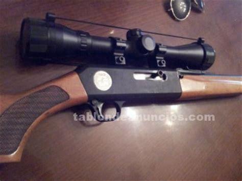 TABLÓN DE ANUNCIOS   Vendo rifle calibre 22