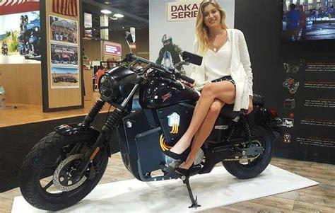 Tacita T-Cruise | Moto Electrica Custom | Precio y ...