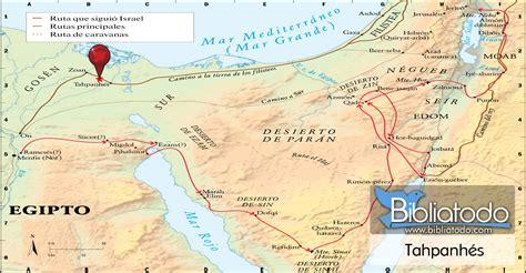 Tahpanhés (Tafnes) - Mapa y Ubicación Geográfica