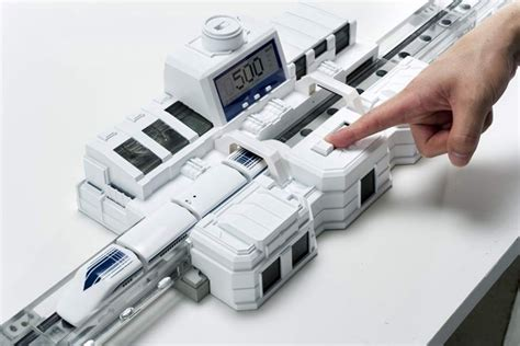 Takara-Tomy Linear Liner Maglev Train Toy
