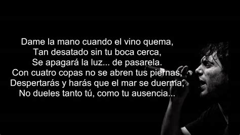 Tal como eres (con Andrés suárez y Sharif) + letra (2015 ...