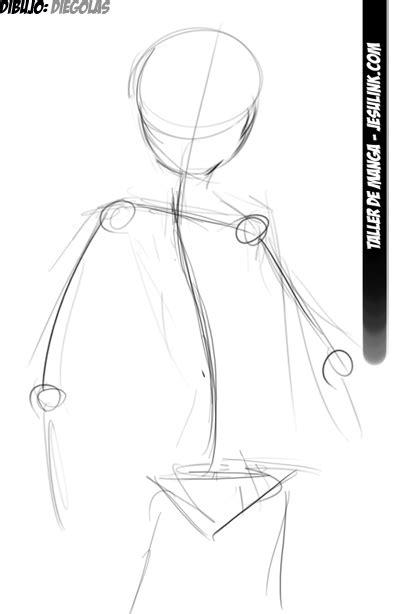 Taller de Manga   Cómo dibujar una chica Manga en 10 pasos