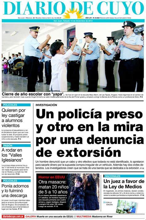 tapas de los diarios argentinos   Noticias   Taringa!