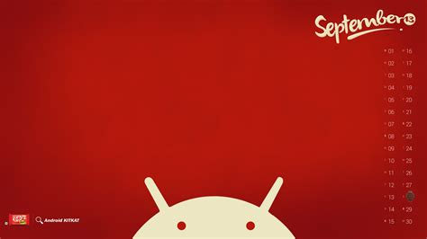 Tapety na pulpit: Android 4.4 KitKat   Android Stuff