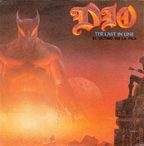 Tapio s Ronnie James Dio Pages: Dio 7  Single Discography ...