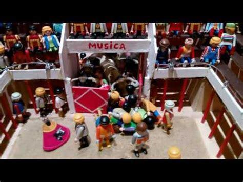 Tapon Encierro San Fermin 2013 en Playmobil. - YouTube