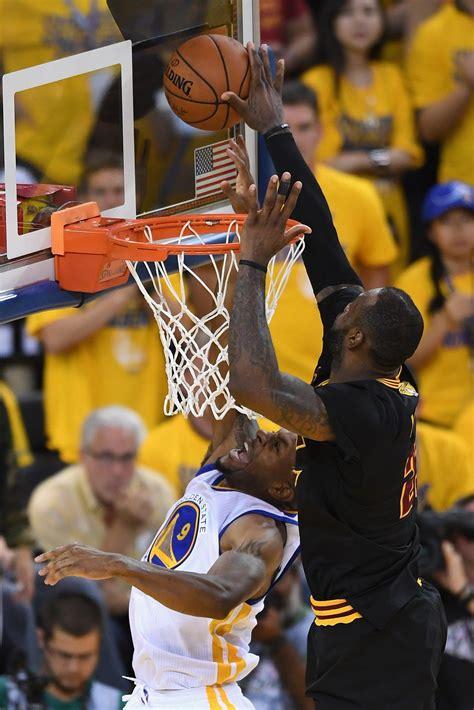Tapón para la historia de las Finales NBA de LeBron James ...