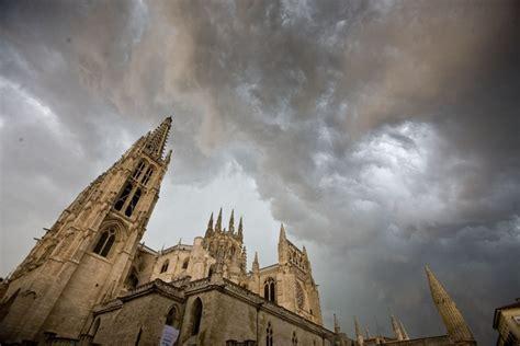 Tardes de tormenta hasta el sábado - Diario de Burgos