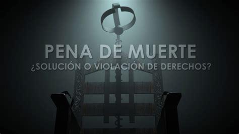 Taringa! debate: ¿estas de acuerdo con la pena de muerte ...