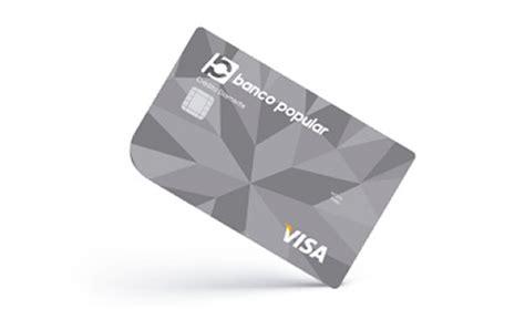Tarjeta Credito Banco Popular E Opiniones